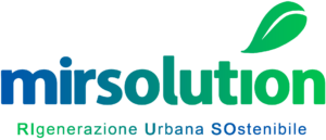 Mir Solution Logo